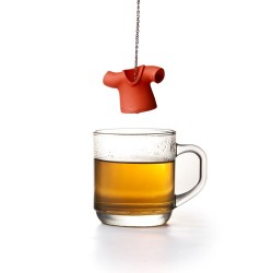 Tea Shirt - Tea infuser - Qualy