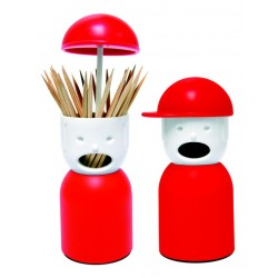 Picky Boy - Toothpick Holder - Qualy