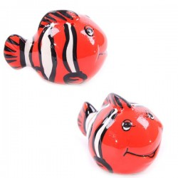 Clown Fish - Salt & Pepper Set