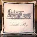 """Little Boy"" printed Pillowcase lpm"