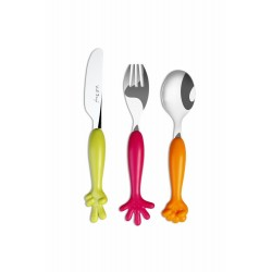 3 pcs cutlery set for children - Bello Vialli Design