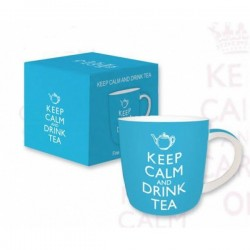 Cup - Keep Calm and Drink Tea - Nuova r2s