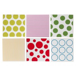 Coasters - Dots & Stripes - PT
